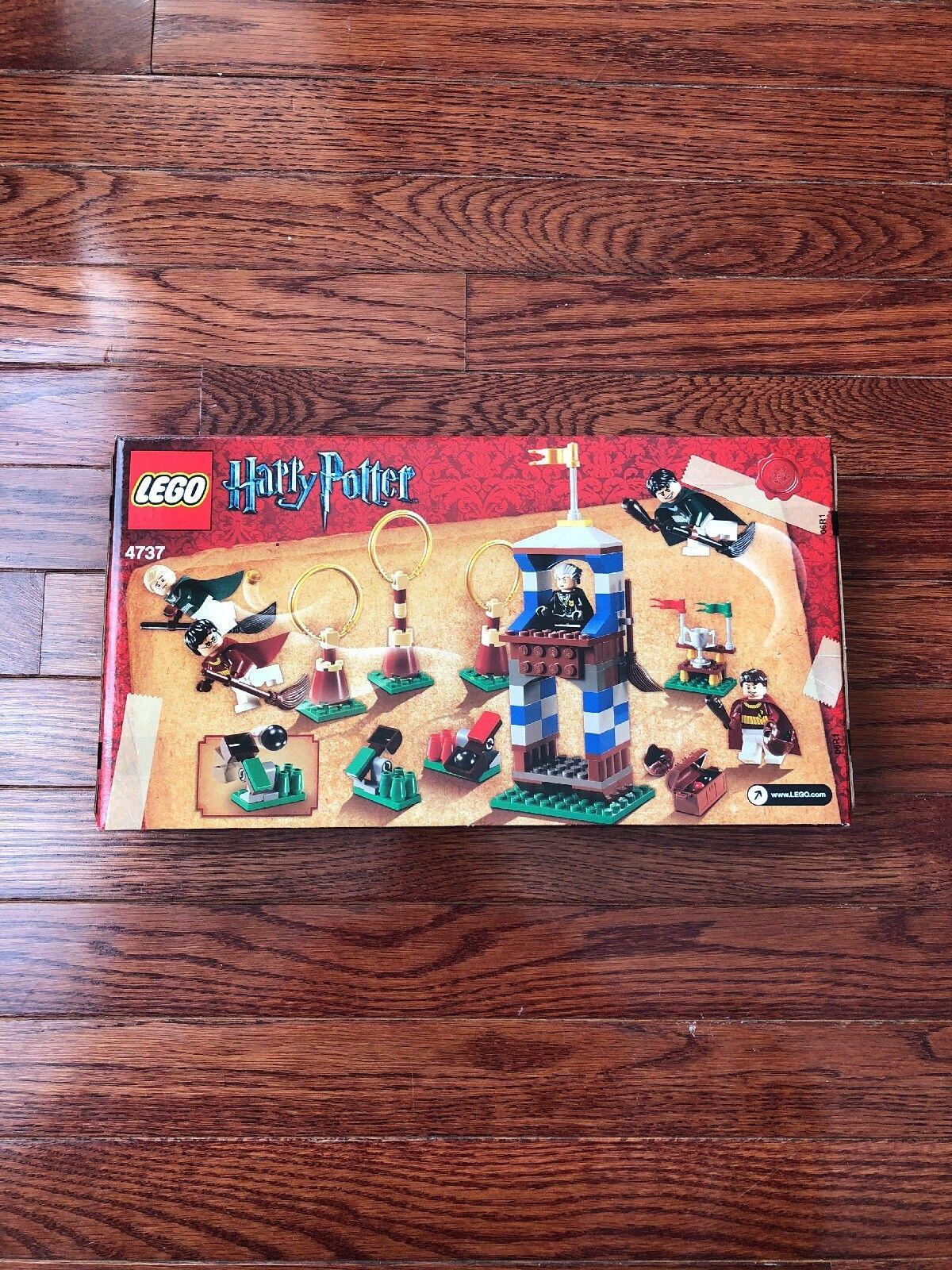 NEW LEGO Harry Potter Quidditch Match 4737 , SEALED    da3331
