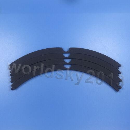 """2pcs 5/""""//6.5/""""//8/""""//10/""""//12/"""" inch Speaker Gasket Subwoofer Gasket Ring EVA Seal Pad"""