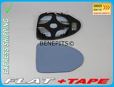 BMW AC SCHNITZER TYP-1 CONVEX Car Side Mirror BLUE TINTED Right Side B032