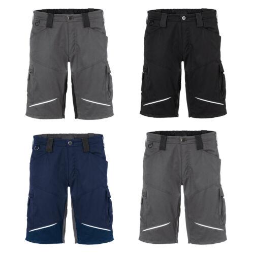 KÜBLER ACTIVIQ Stretchshort Stretch Shorts Herren Bermuda kurze Hose Workwear