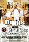 Diggs Doin It Movin by J-Diggs (DVD, Feb-2013, Thizz)