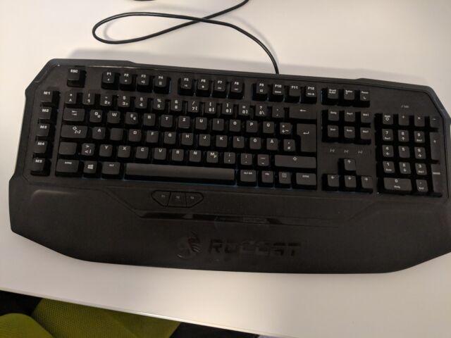 Roccat Roys MK DE Layout (ROC-12-600-BK) Tastatur