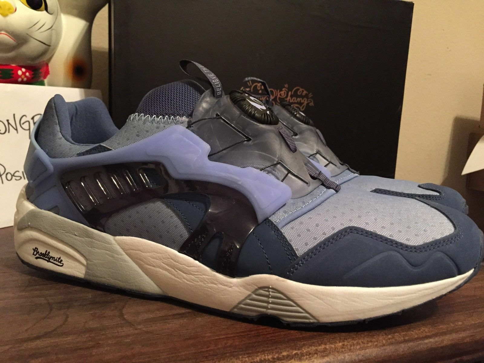 Puma x Sophia Chang Trinomic Disc Blaze - Bijou Blue - Comfortable