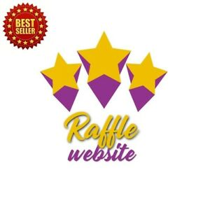 Raffle-Lottery-Website-Professional-competition-Online-Business