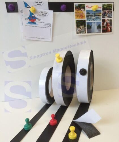 Ferroband Eisenfolie selbstklebend Eisenband Ferrofolie Magnetband Borte