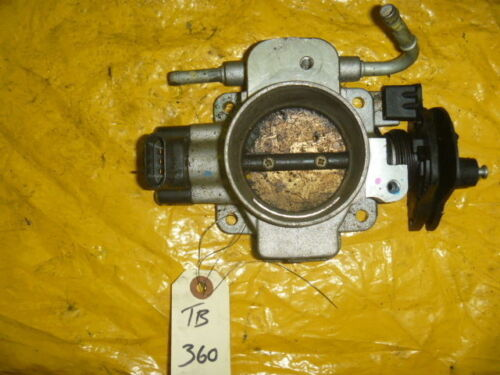 05 06 07 08 Ford Escape Mazda Tribute Mercury Mariner Throttle Body OEM 3.0 3.0L