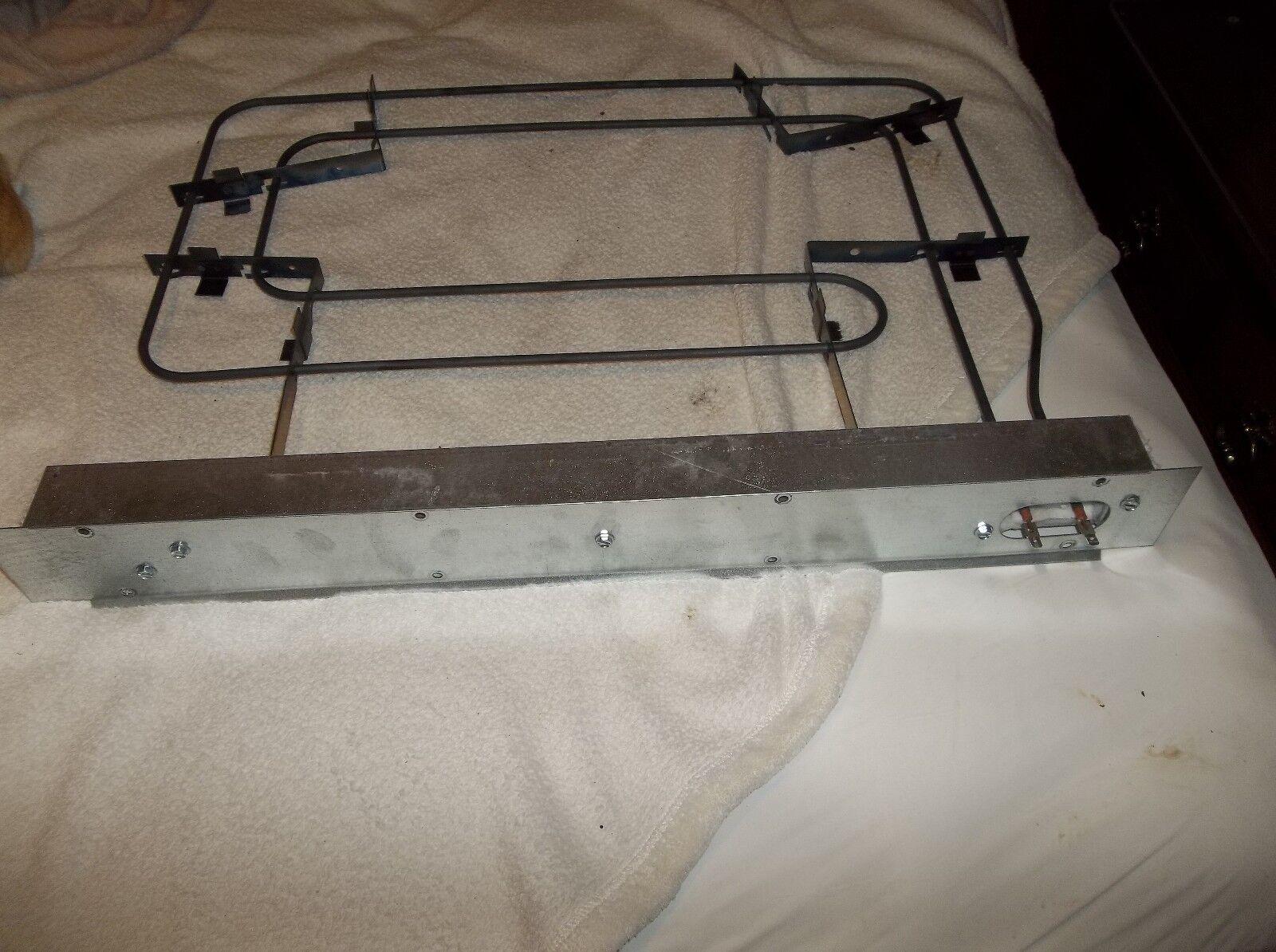 Broan DCS WO-230SS  Oven door inner  glass panel part#  16251