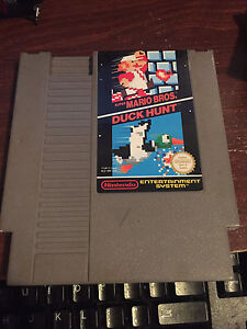 Nintendo-NES-ORIGINAL-SUPER-MARIO-BROS-DUCK-HUNT-cartouche