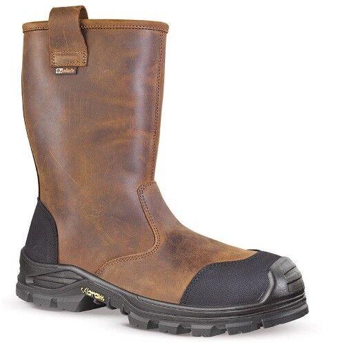 Jallatte jalbox Rigger botas con COMPOSITE Puntera Tapones & Acero Entresuela