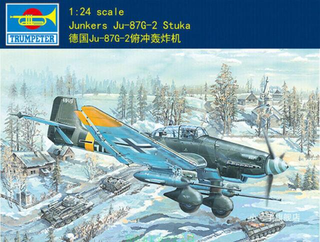 Quickboost 1//48 JUNKERS Ju87B STUKA Exhaust for ITALERI kit # 48368