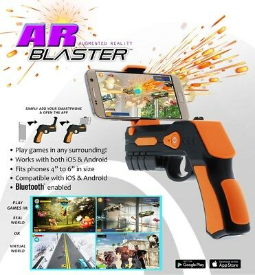 Xtreme Cables XSX5-1021-BLK AR Blaster Reality Game With Joystick 1 ea
