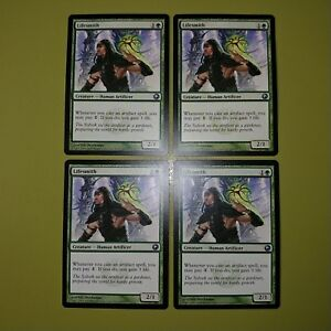 Lifesmith-x4-Scars-of-Mirrodin-4x-Playset-Magic-the-Gathering-MTG