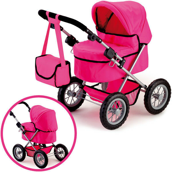 Bayer Design Mein erster Puppenwagen Trendy (Rosa) (Rosa) (Rosa) e079eb
