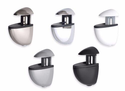 Element System Regalträger Träger für Glasregale Wandregale 4-18 mm Clip Mini