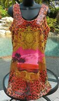 Authentic Versace for H&M NWT Sz 8 Stampa Sequin Leopard Ltd Ed Dress-SOLD OUT!