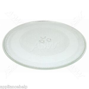 UNIVERSAL MICROWAVE TURNTABLE Glass Plate 10.5 inches