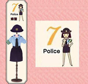 Blythe-Pullip-Doll-Special-Outfit-Costume-Police