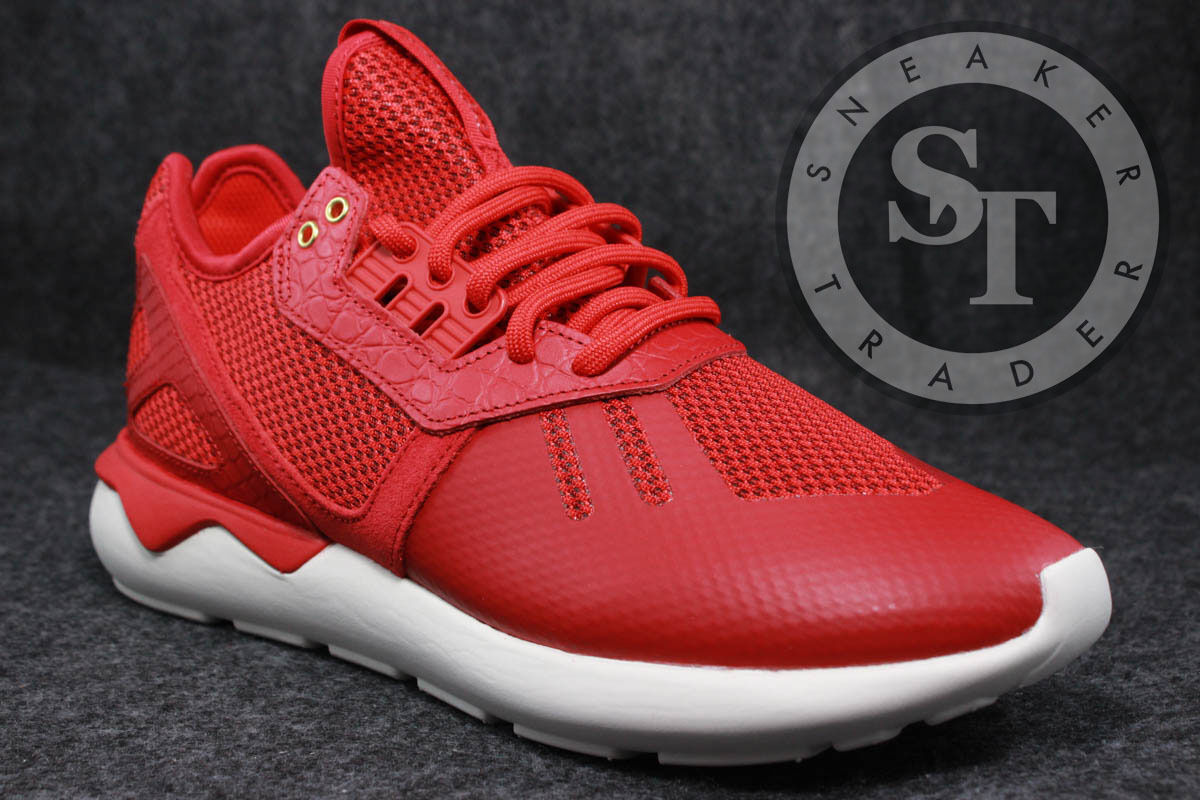 ADIDAS TUBULAR RUNNER CNY AQ2549 CHINESE NEW YEAR MONKEY RED GOLD SIZE: 11