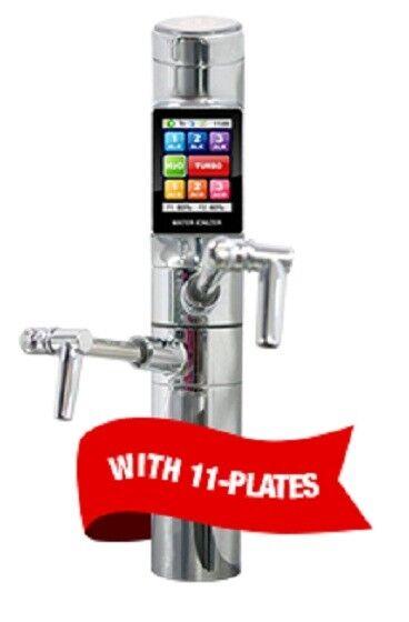 NEU Tyent UCE 11 Plate Turbo Water Purifier Ionizer Alkaline Purification System