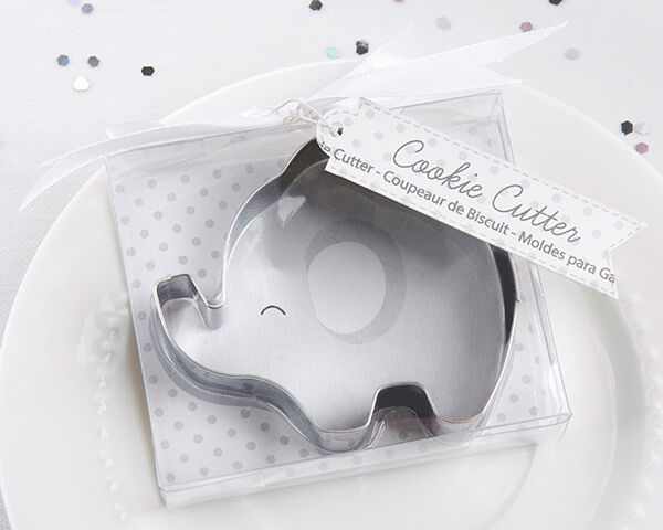 144 Little Peanut éléphant Cookie Cutter Baby Shower Fête D'anniversaire Favors