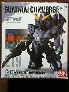 BANDAI FW GUNDAM CONVERGE ♯17 GUNDAM NT-1 ALEX Japan import NEW Figure
