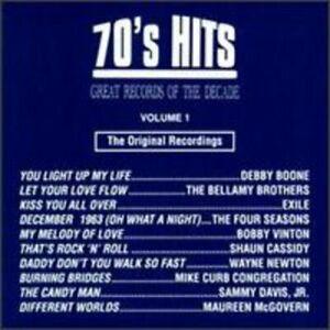 Various-Artists-70-039-s-Pop-Hits-1-Various-New-CD