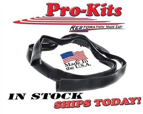 Fits 1971 72 73 74 Road Runner Satellite Charger Hood to Cowl Seal W//CLIPS NEW