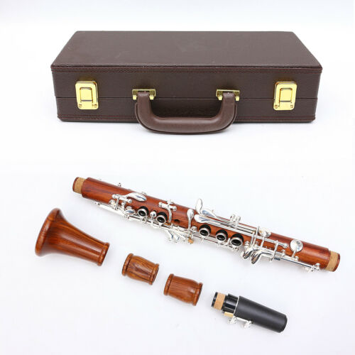 Yinfente Advanced New Eb key clarinet Redwood Good material and sound #A17