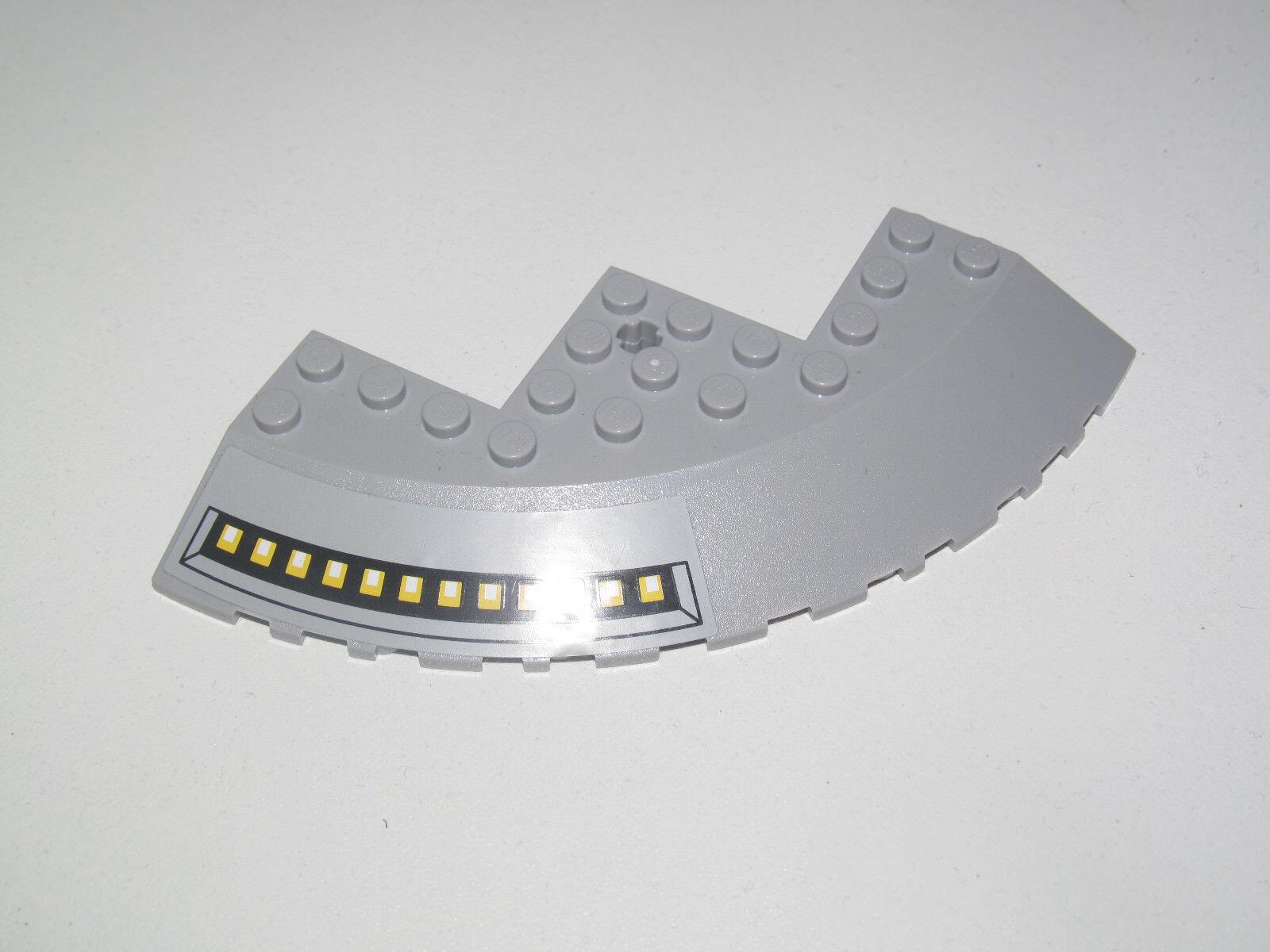 LEGO Brique Arrondie Brick 10x10 Corner Round Slope 33 Edge choose color 58846