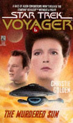 The Murdered Sun (Star Trek Voyager, No 6)-ExLibrary