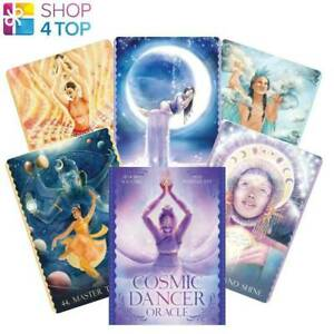 Cosmic-Dancer-Oracle-Cards-Deck-By-Sedona-And-Tess-Esoteric-BLUE-ANGEL-New