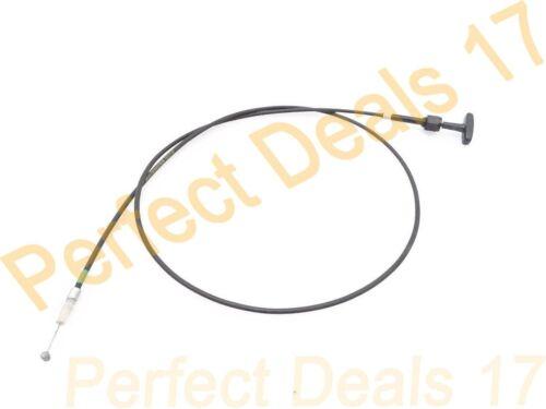 Bonnet Hood Release Cable 60 Inch Long Suzuki Samurai Sj410 413 Gypsy Genuine