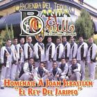 Homenaje a Joan Sebastian el Rey del Jaripeo by Banda el Grullo (CD, Jul-2005, Sony BMG)
