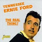 The Real Thing by Tennessee Ernie Ford (CD, Apr-2000, Jasmine Records)