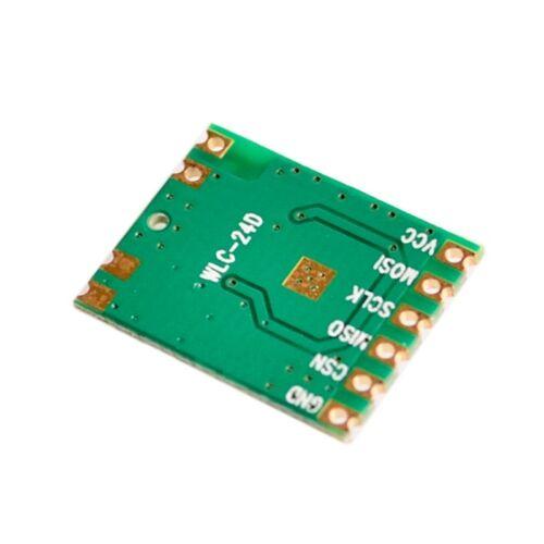 1PCS 1.8-3.6V CC2500 IC RF Sans Fil 2400 MHz émetteur-récepteur Module Serial PERIPHERAL INTERFACE ISM NEUF L