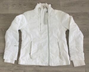 Awesome Details About Ladies Bench Fleece Lined Fashion Jacket In White Size L 12 Camellatalisay Diy Chair Ideas Camellatalisaycom