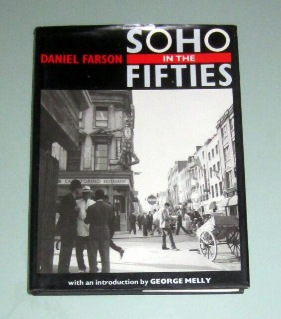 1950's SOHO LONDON ENGLAND Bohemian Daniel Farson Francis Bacon Lucian Freud ART