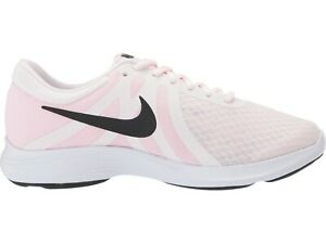 Pale Pink Running Shoes Size