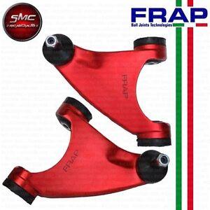 KIT-2-BRACCI-OSCILLANTI-TRAPEZI-SUPERIORI-RINFORZATI-FRAP-ALFA-ROMEO-147-156-GT