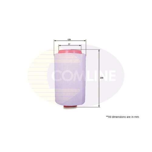 Fits Mini One D R56 Genuine Comline Air Filter
