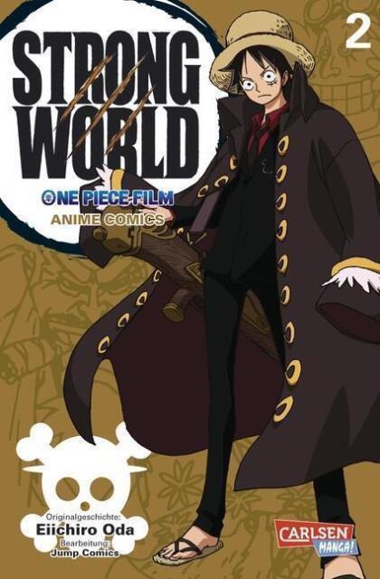 One Piece Strong World 2 von Eiichiro Oda (2012, Taschenbuch)