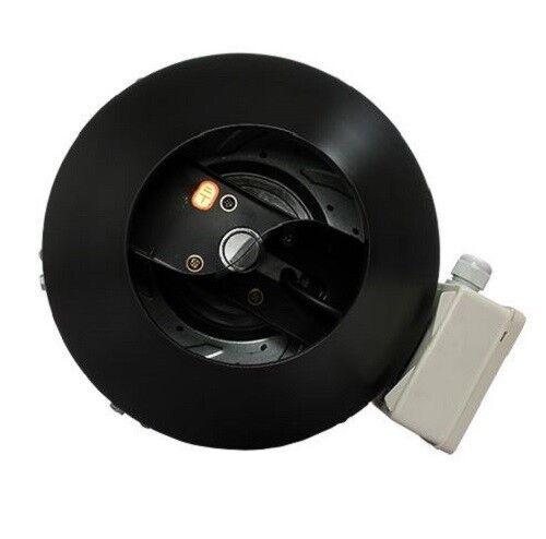 Rohrventilator Rohrlüfter Industrieventilator radial dalap TURBINE M Ø125 8129