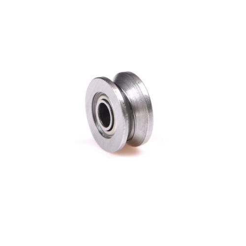 10pcs 624VV V Groove Sealed Ball Bearings Vgroove 4 x 13 x 6mm 2~2.5mm deep PN