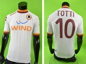 40ddafb96 La Magica 2012-13 Kappa AS Roma ITALY Away Shirt Francesco TOTTI ...