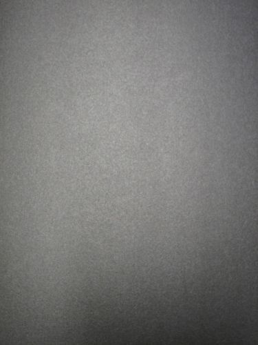 40 x A6 300gsm gris anthracite 2-Verso Pearlescent Carte AM831