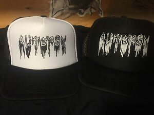 a737c1cad03 Image is loading autopsy-hat-death-napalm-death -repulsion-terrorizer-diecide-
