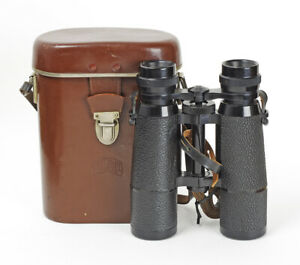 Binoculars-Hensoldt-Wetlzar-Dialyt-8x32-8-x-32-with-Case-No-820450