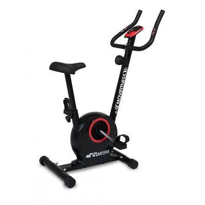Cyclette Magnetica MF598 MOVI FITNESS Volano 5 Kg Hand Grip Trasportabile
