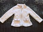 Designer Baby Girls Ted Baker Light Pink Quilted Summer Jacket 18-24 Months
