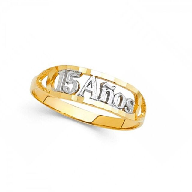 gold wedding in bands yellow band